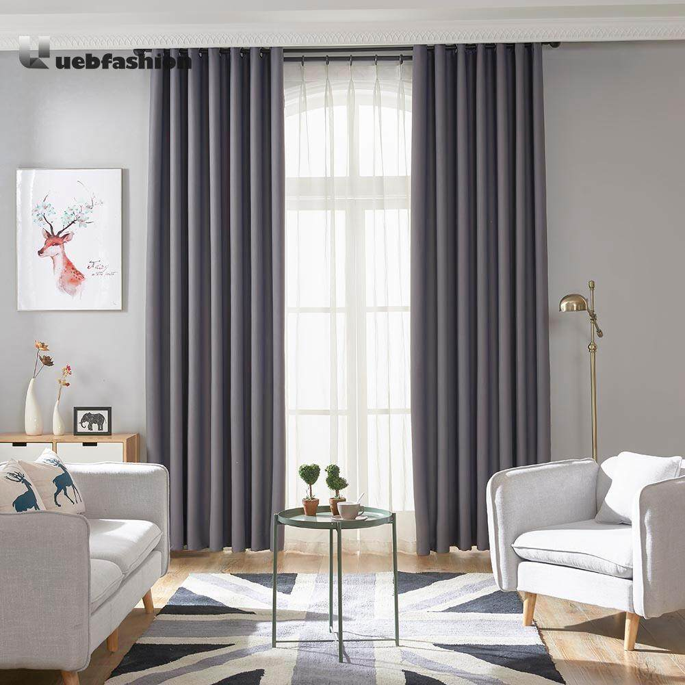 Coupon Ưu Đãi Modern Blackout Curtains For Window Blinds Finished Drapes
