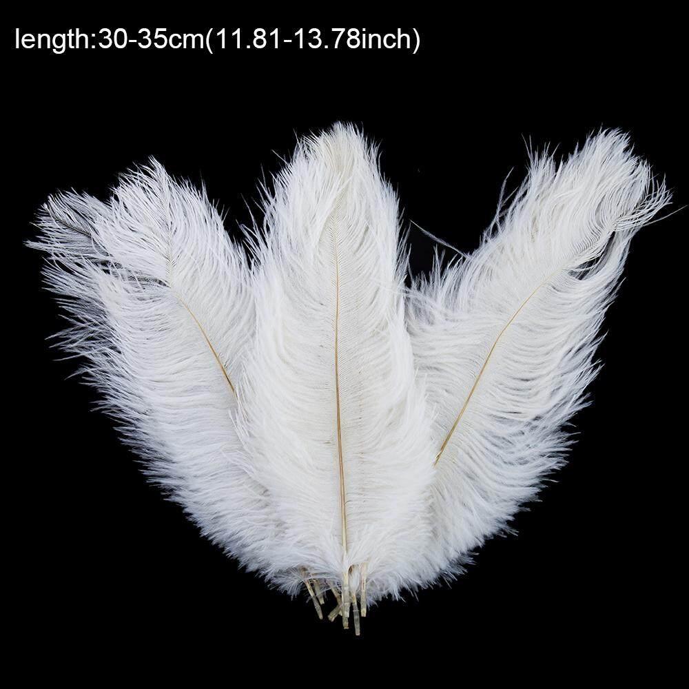 10/50Pcs Ostrich Feathers Plume Centerpiece Wedding Party Table Decoration AU