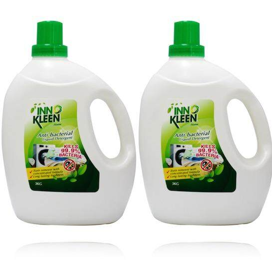 [VALUE PACK] Set of 2 INNOKLEEN HOME Anti-Bacterial Liquid Detergent 3000ml