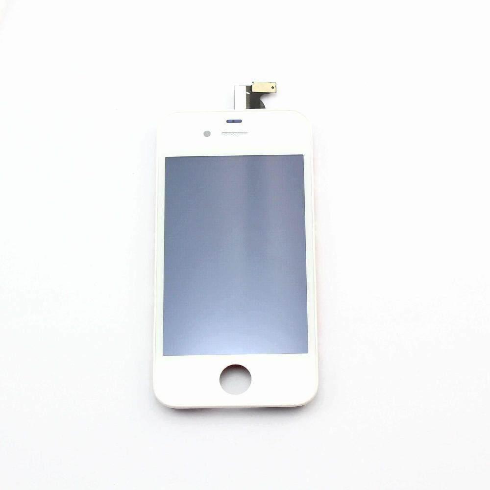 Queo Kualitas Tinggi Rakitan Digital Layar Sentuh LCD Ganti untuk iPhone 4 4 S-Intl