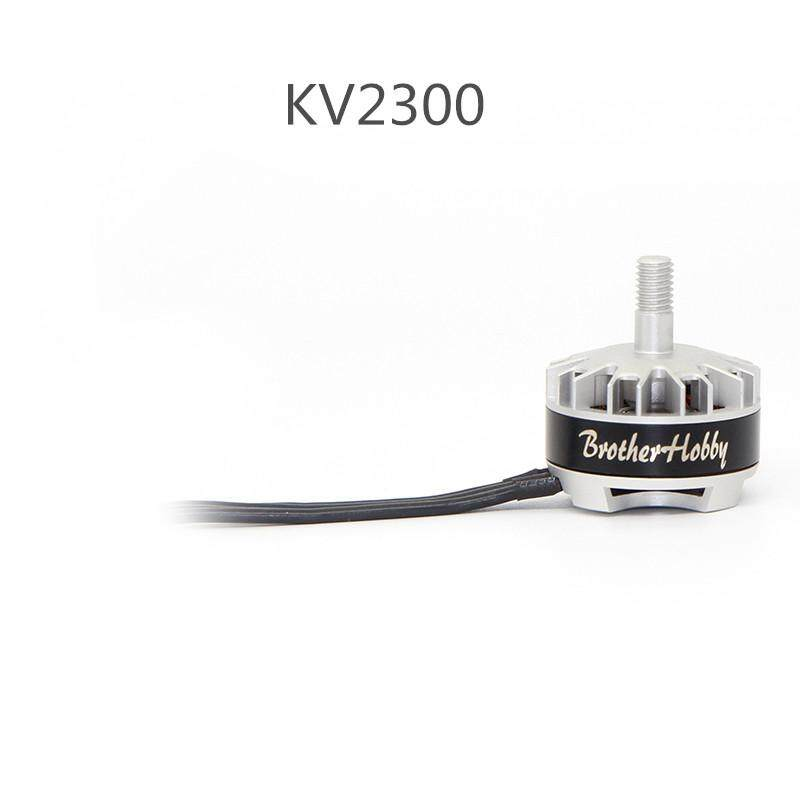 Happy-Brotherhobby Tornado T1 2205-2600KV/2300kV Racing Edition CW Brushless Motor for FPV Multicopter for RC Drone
