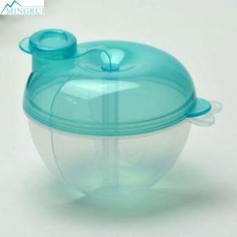 ราคาดีที่สุด Portable Mini Baby Travel Milk Powder Dispenser Storage Feeding Box Case shock sale - มีเพียง ฿63.25
