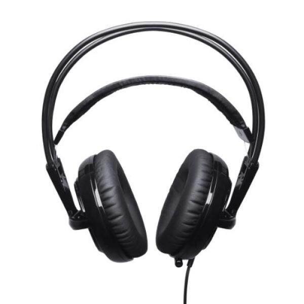 SteelSeries Siberia v2 Full-Size USB Gaming Headset with Virtual Surround 7.1 Sound (Black) - intl
