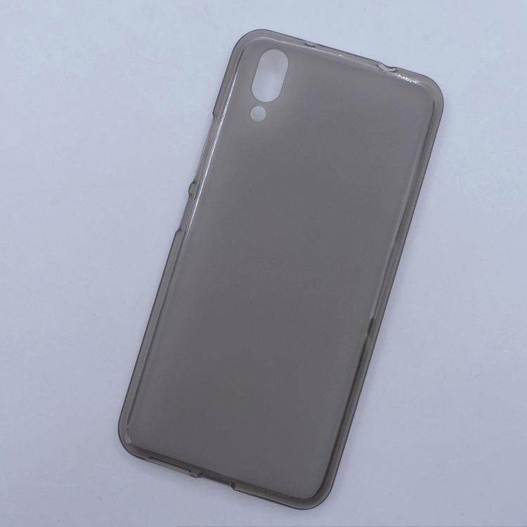 1 Pc/lot TPU Gel Back Case Cover For BBK VIVO X21A Case For BBK