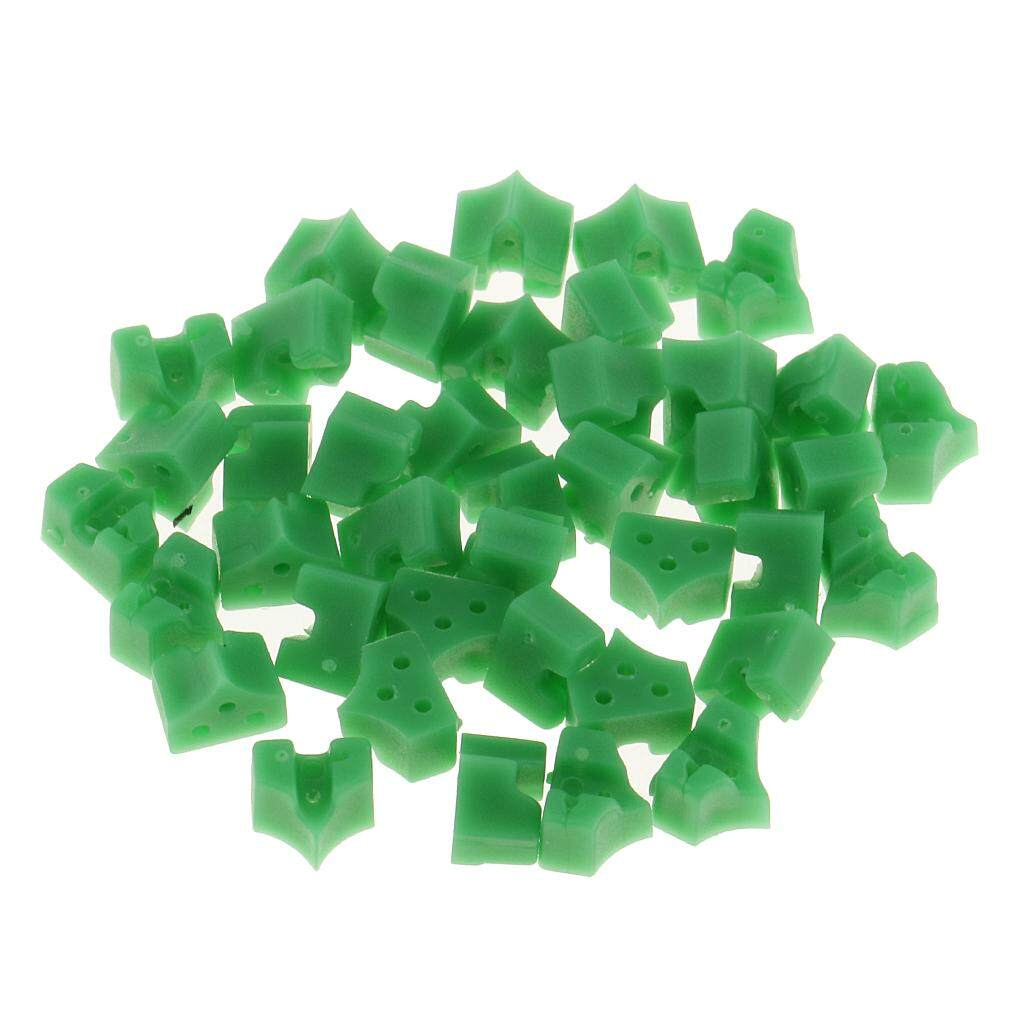 Buy Sell Cheapest Miracle Shining Add Best Quality Product Deals Itunes Gift Card Indonesia 300ribu 40 Pieces Orthodontic Dental On Silicone Wedges Rubber Green