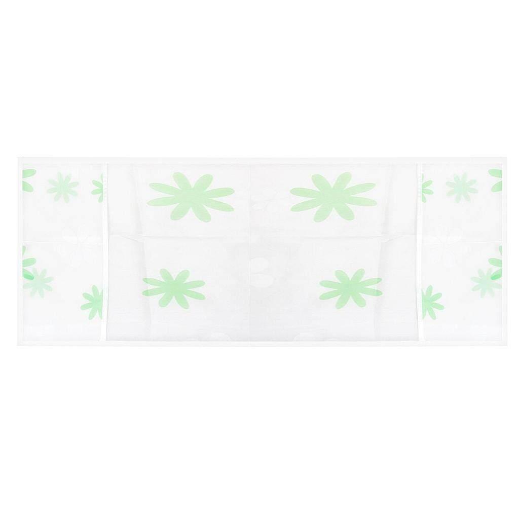 Hình ảnh BolehDeals Microwave Oven Dust Proof Cover Waterproof Moisture Scratch Bag Hibiscus