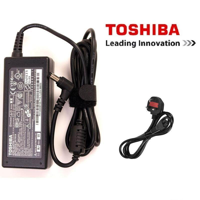 TOSHIBA Satellite A110 Laptop Adapter Charger 19V 342A 5525mm 65W