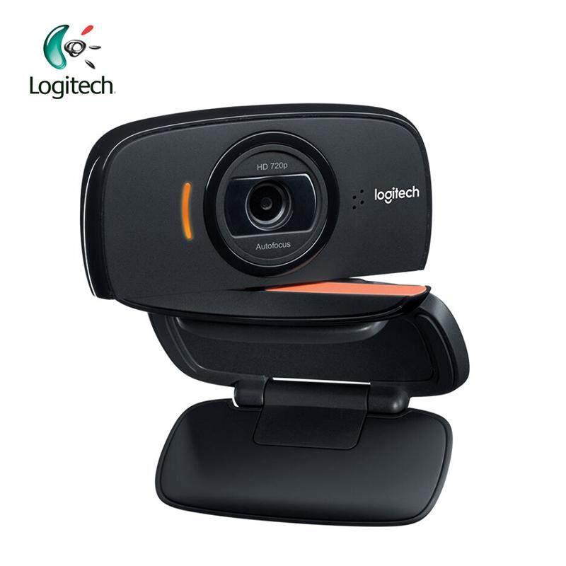 Logitech C525 HD Video Webcam With Autofocus 8MP Camera 720P USB2.0 Webcam Computer