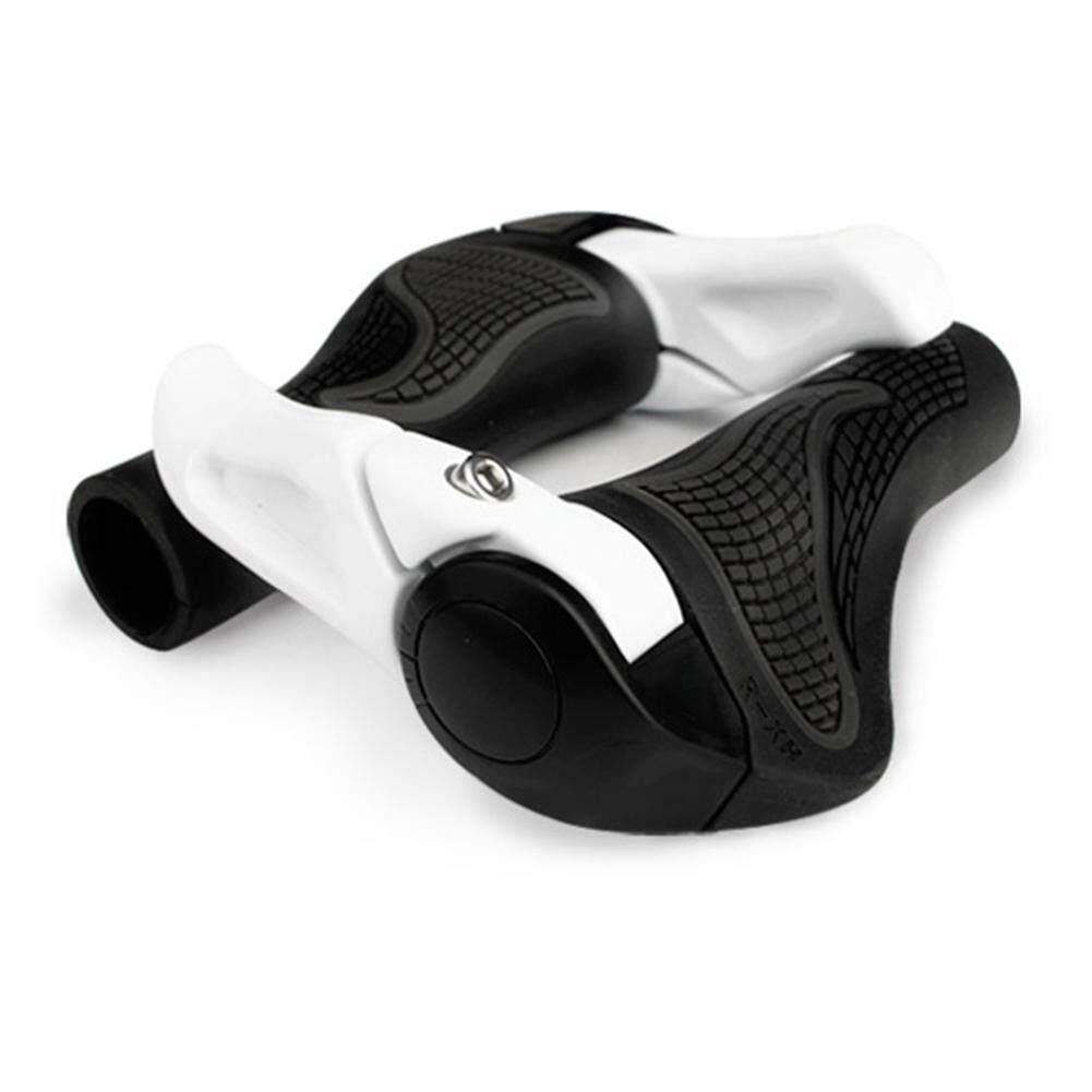 Ergonomis Sepeda Gunung Gagang Setang Kunci Ganda Di MTB BMX Sepeda + Berakhir