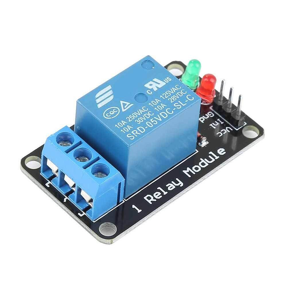 Hình ảnh Sway LED 5V 1 Channel Relay Board Module without Optocoupler for Arduino PiC ARM AVR - intl