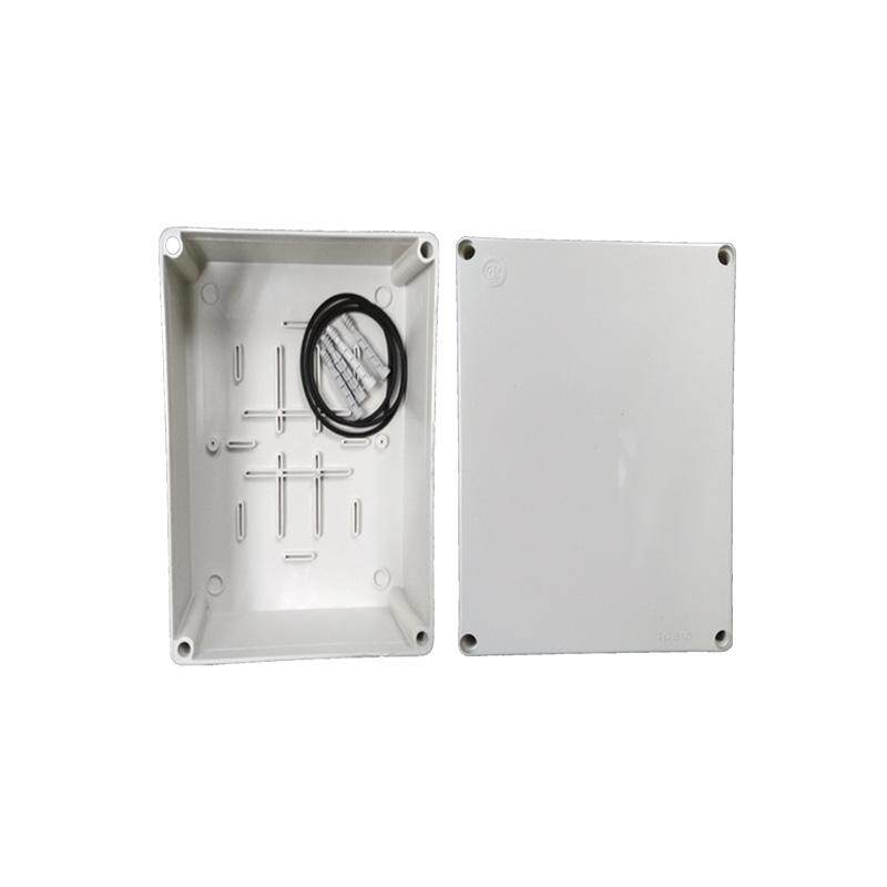 "LittleThingy 8"" x 10"" (200mm x 250mm) Waterproof PVC Electric / Weatherproof Electronic Project Enclosure Junction Box / Case"
