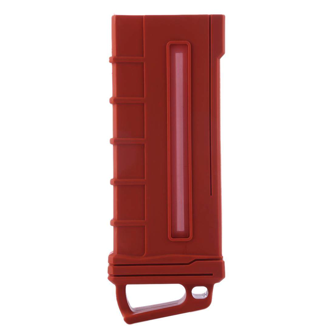 Hình ảnh 360WISH Mengun Plastic Modified Reload Clip Cover Protective Cover for Most Straight 18-bullets Nerf Reload Clip - Red