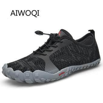 Pencari Harga Aiwoqi Pria Sepatu Mendaki Kekasih Rendah Tahan Air Non-Slip Sepatu Mendaki Panjat Tebing Luar Ruangan Sepatu Mendaki untuk Pria Wanita ...