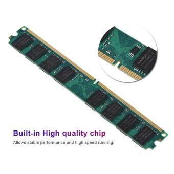 Pencarian Termurah DDR2 2G 667 MHz PC2-5300 Desktop Ram Memori 240Pin Modul Papan Yang
