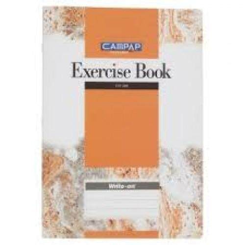 Campap A4 PP Cover Exercise Book 120 Pages (CW2518)