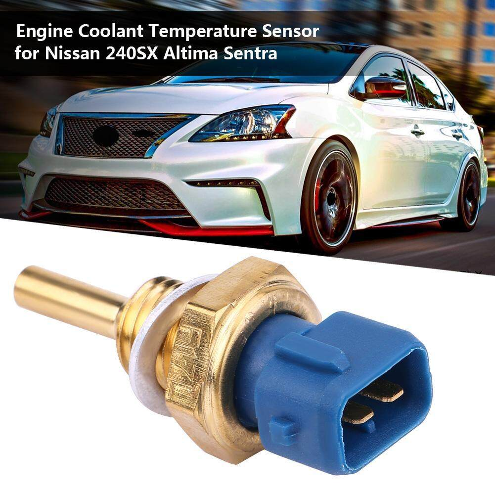 Engine Coolant Temperature Sensor 22630-51e02 For Nissan 240sx Altima Sentra By Coocc Shop.