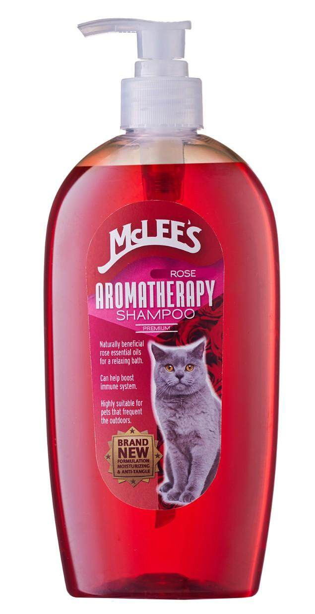 Rose Aromatherapy Cat Shampoo 500 Ml By Tf Brands Sdn Bhd.