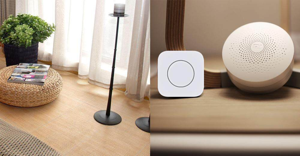 Aqara WXKG11LM Smart Wireless Switch Intelligent Home Application Remote Control International Version