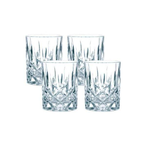 Nachtmann Noblesse Whisky Glass, Set of 4