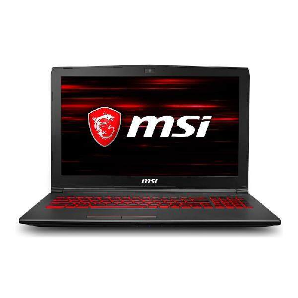 MSI 15.6 GV Series Gaming Laptop- i5-8300H+HM370  128GB SSD +1TB (SATA) 7mm  GeForce® GTX 1050, 2GB GDDR5 Malaysia