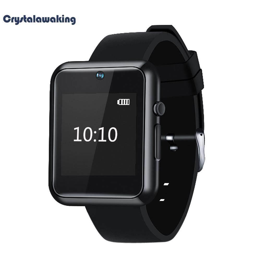 1.5inch Ips Screen Hd 1080p Wide Angle Loop Recording Sport Camera Smart Watch Wristwatch Dv By Crystalawaking.