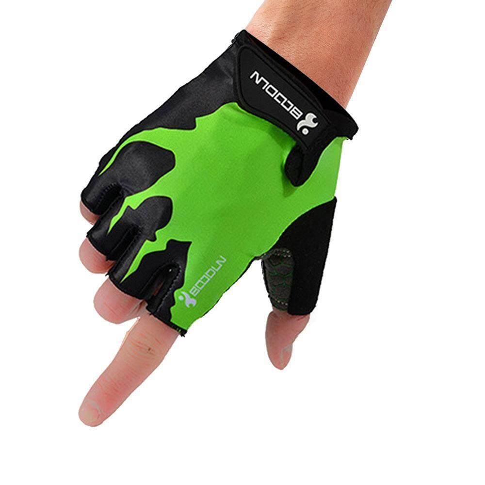 GoodGreat Specialized Bike Gloves Weight Lifting Workout Gloves For Women  Men, Half Finger Cycling Gloves Cheap Dirt Bike Mountain Bike Gloves With