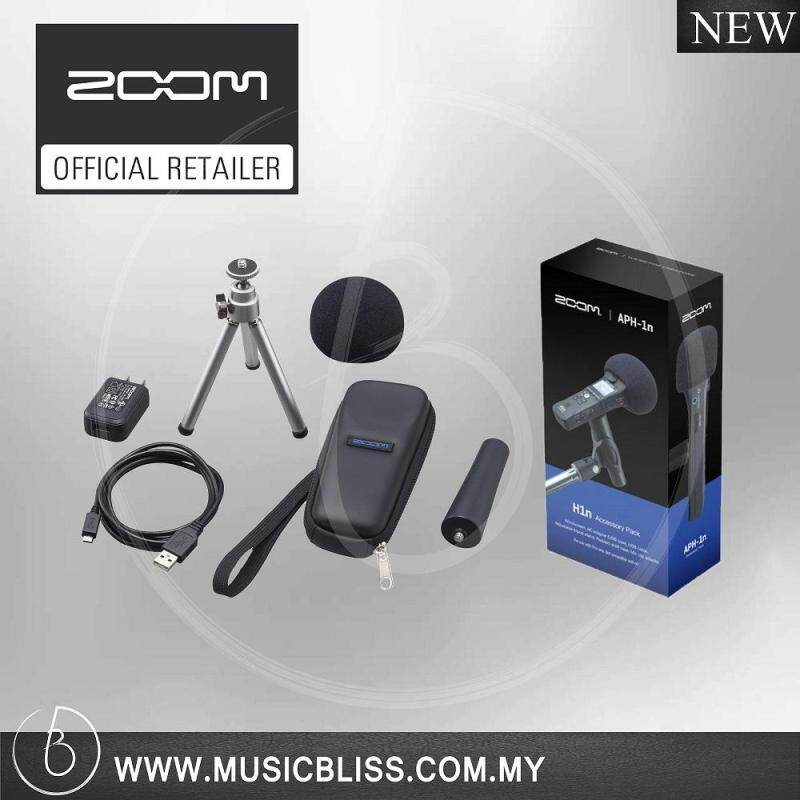 Zoom APH-1n Accessory Pack for H1n Recorder (APH1n) Malaysia