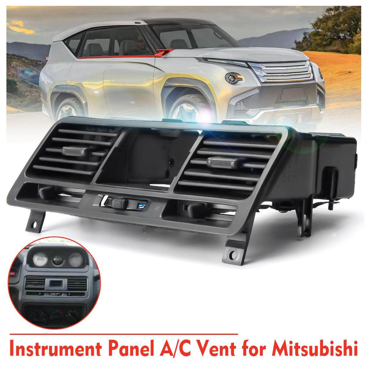 Dashboard Air Vent Outlet Panel Mr308038 For Mitsubishi Pajero Montero V31 V32 By Freebang.