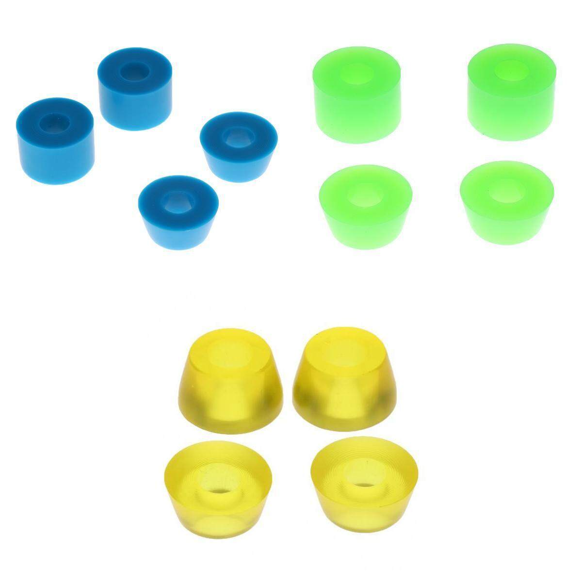 Giá bán MagiDeal 6 Pairs PU Skateboard Bushings Replacement 90A Longboard Truck Accessories