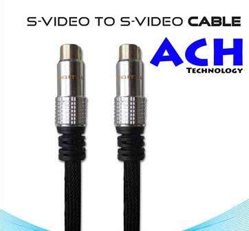 Sarowin Cable S-Video To S-Video 2Meter
