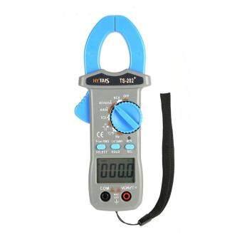 PKPNS HYTAIS TS202+ Digital Clamp Meter Multimeter True RMS AC/DC Tester 3999 Counts
