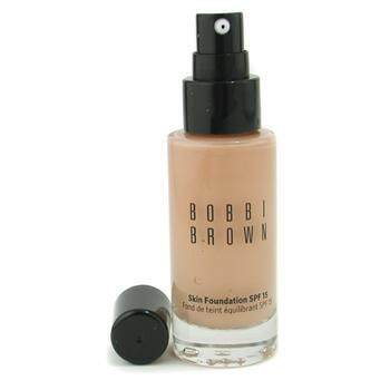 Bobbi Brown Skin Foundation SPF 15 / PA+ 1oz, 35ml 3 Beige