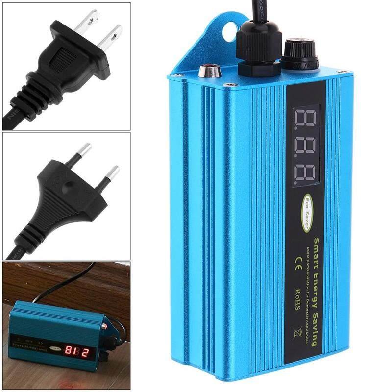 50KW 90-265V Smart LED Saving Box Energy Saving Device Electricity Bill Killer Up to 35%
