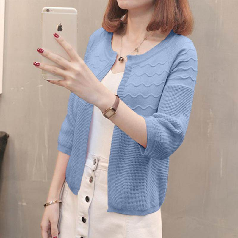 2fe47813cb Korean Version of the Hair Female New Style Cardigan Men  S Sweaters