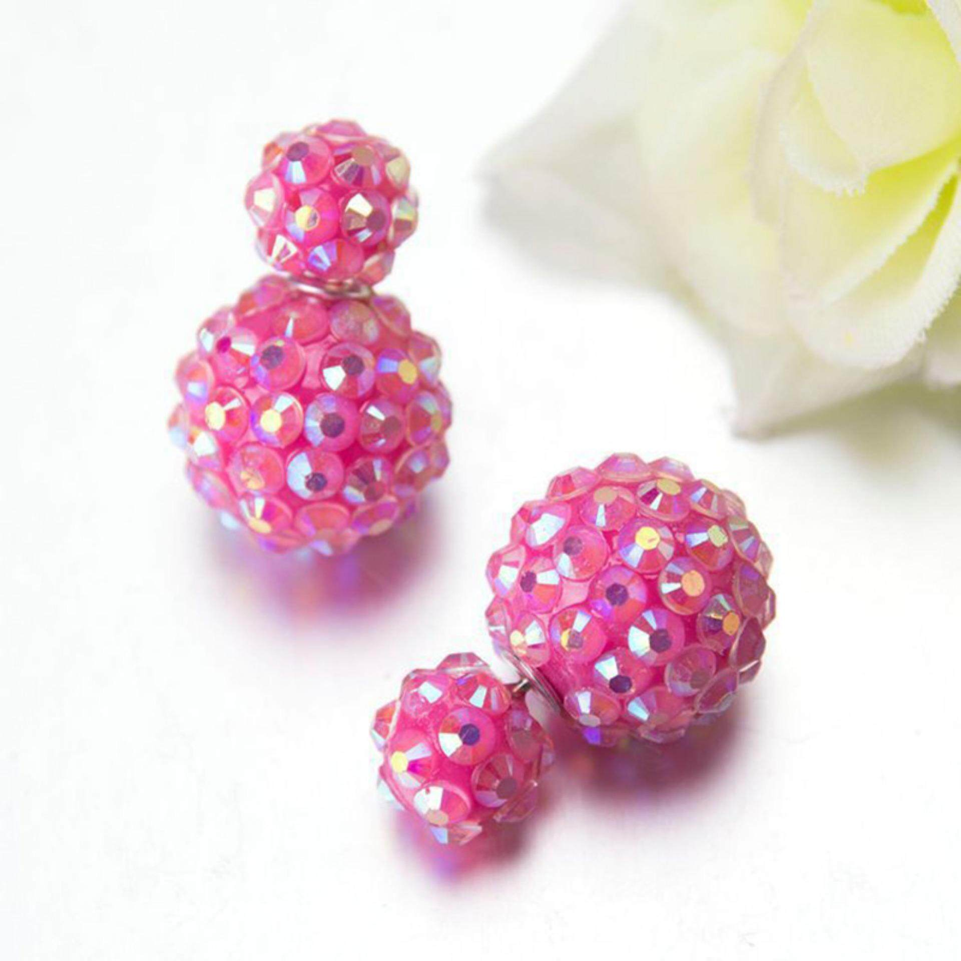 enamel buy stud for flauntandfun at flower rs earrings products big cabb only