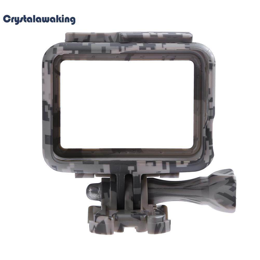 Camera Shockproof Protective Housing Border Frame Mount - Intl By Crystalawaking.