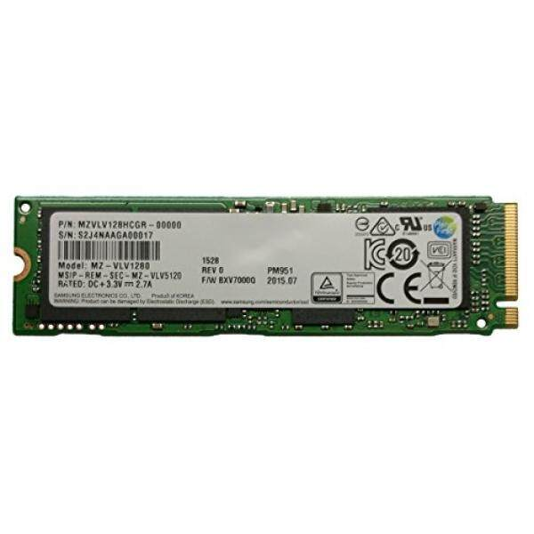 Samsung PM951 128 GB M.2 NGFF PC Yaitu Gen3 X4, NVME Solid State Drive SSD, OEM (2280) (MZVLV128HCGR-00000)-Intl
