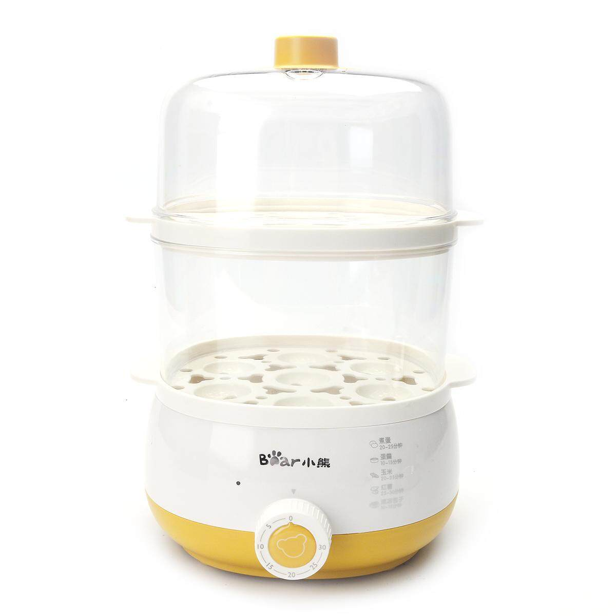 Multifunction Electric 14 Egg Boiler Poacher Steamer Timing Cooking Machine 220v By Glimmer.