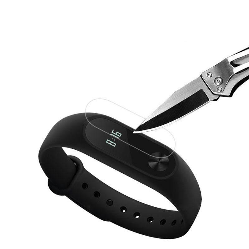 Bestprice-2pcs Bening Layar Pelindung Film untuk Xiaomi Mi Tali 2 Smartband Pintar Jam Tangan-Internasional