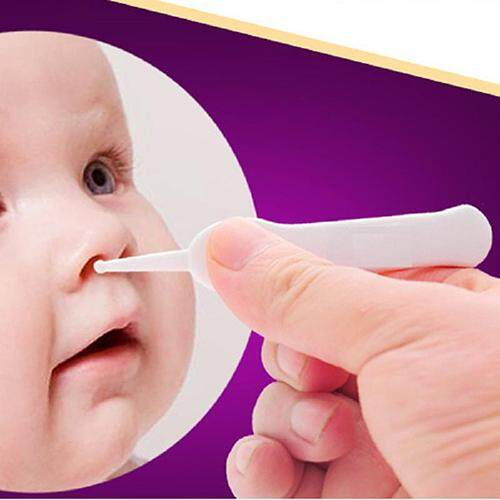 Babys Cleaning Tweezer Ear Nose Navel Cleaner Remover Plastic Forceps Body Care Philippines