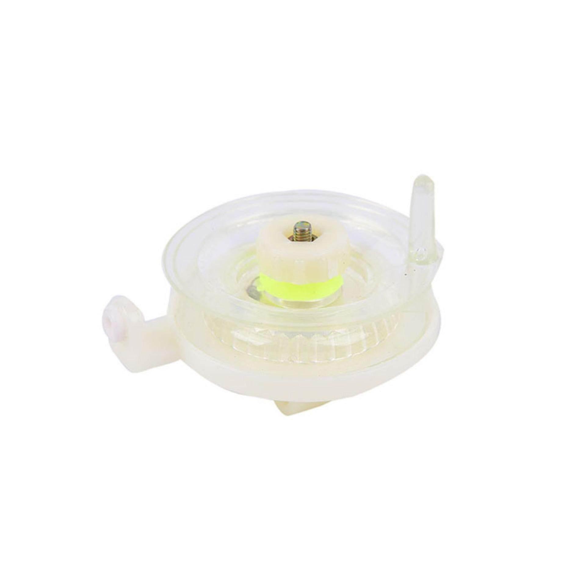 20g Plastic Fishing Reel Ice Sea Wheel Fly Fishing Reel Coil Feeder White S