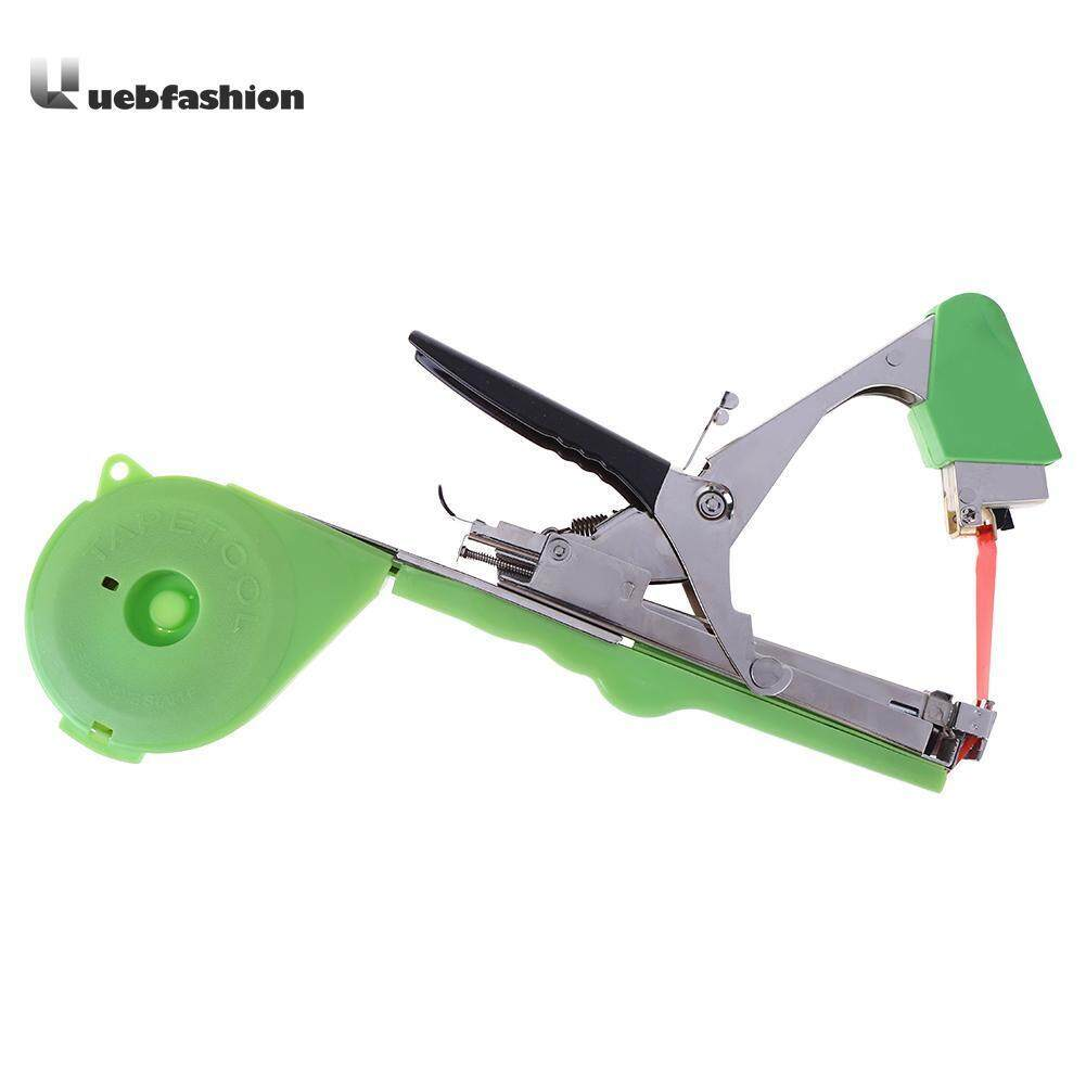 Uebfashion Bind Branch Machine Gardening Tool Tapener Stem Strapping Packing Tape Tool