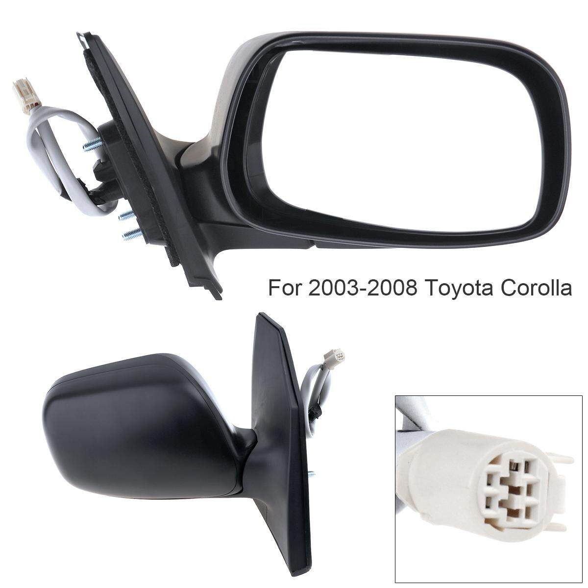 Durable Non-Folding Right Side Mirror Right Hand RH Mirror for 2003-2008 Corolla