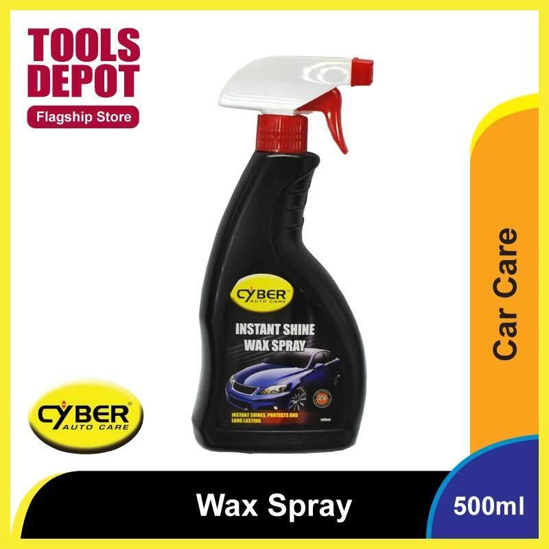 Cyber Instant Shine Wax Spray (500ml)