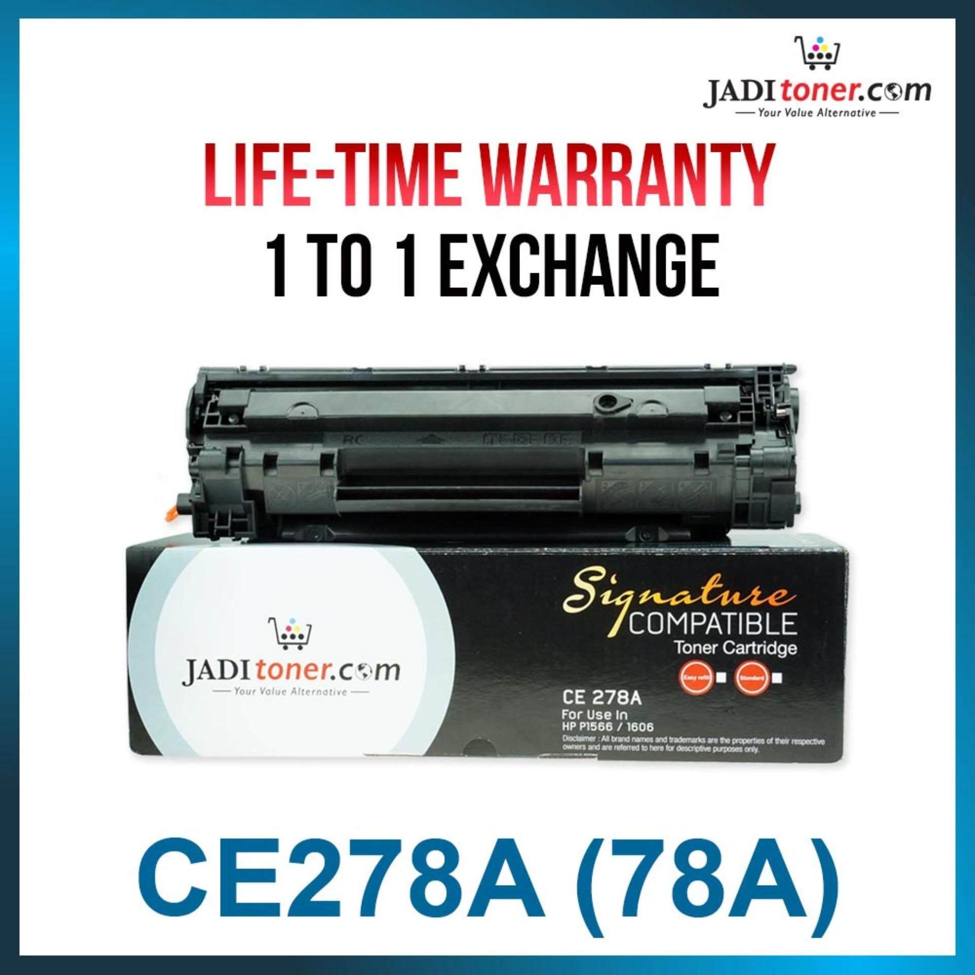 Features Hp Original Ink Toner 85a Ce285a Black For Laserjet P1102 M1132 Compatible Ce278a 78a Laser Cartridge Use In Ce278 278a P1560