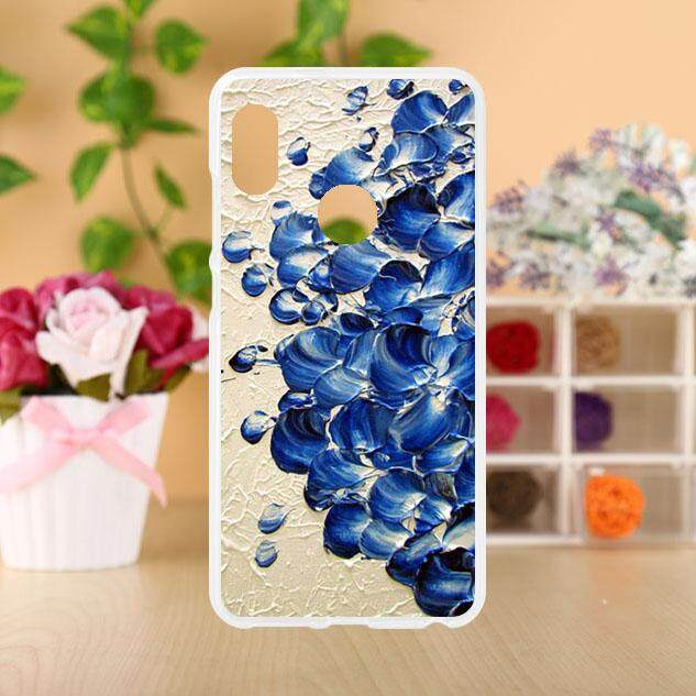 TAOYUNXI DIY Painted Soft TPU Phone Cases for Xiaomi 6X Mi 6X Xiaomi Mi A2 Xiaomi Redmi Note 5 Pro Note 5 Global Version 5.99 inch Covers Soft Silicone Back Cover Shock-Proof Mobile Shell