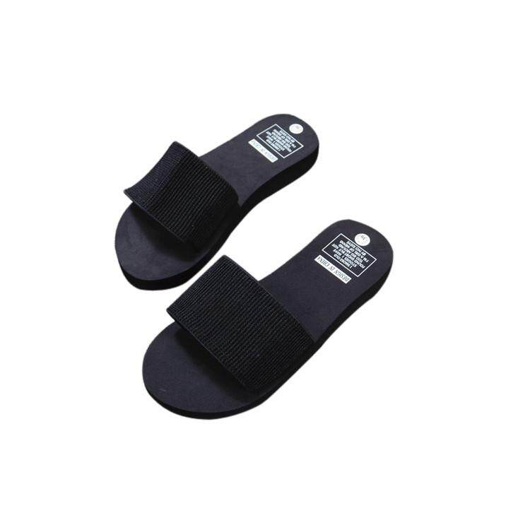 dfd89463ee3f6 RADOCIE Summer Women Shoes Platform Bath Slippers Wedge Beach Flip Flops  Slippers Shoes