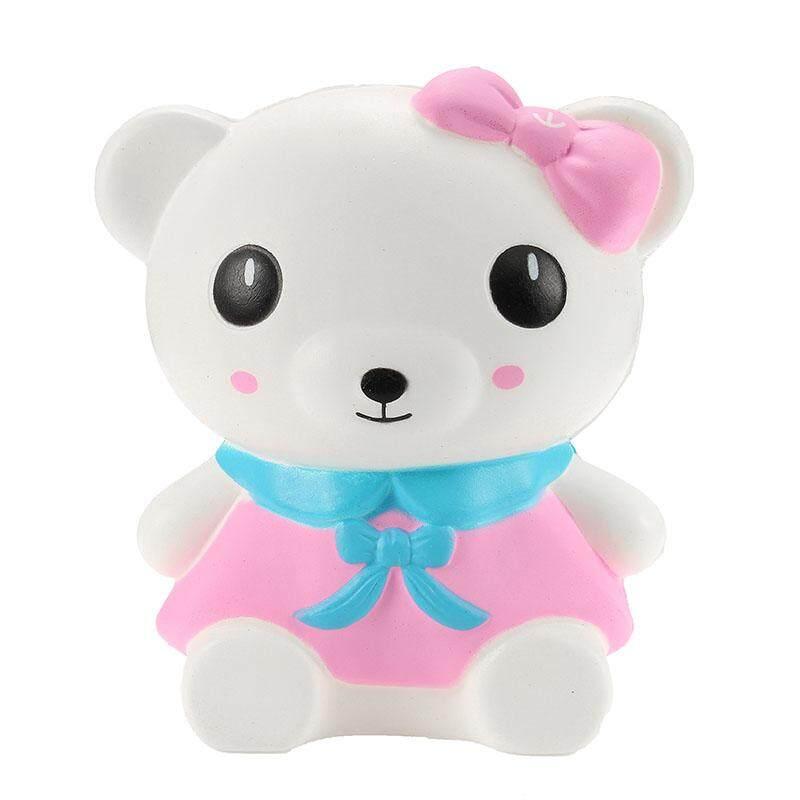Topacc Desain Lucu Beruang Squishy Mainan 12.5X12X7.8 CMIDR89000. Rp