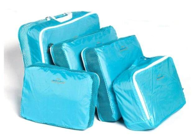 Set of 5 BAGS IN BAG Travel Organizer