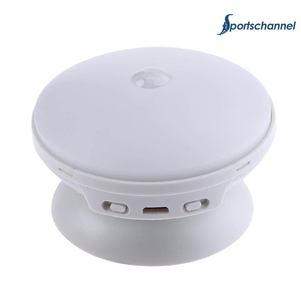 Human Body Induction Ir Motion Sensor Led Night Lamp Usb Rechargeable Light By Sportschannel.